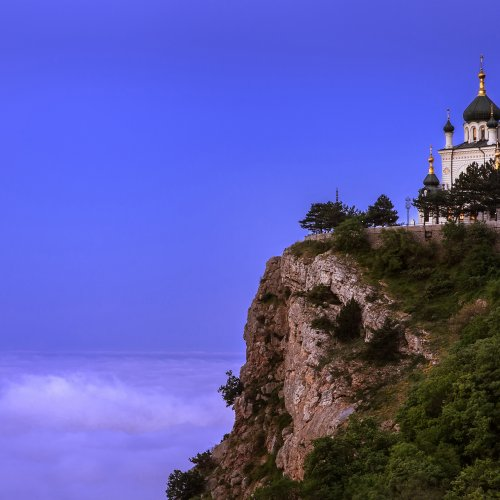 Foros Church, Crimea